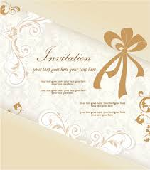 Invitation Cards Template Free Download Invitation Card Free Vector Download 13 063 Free Vector For