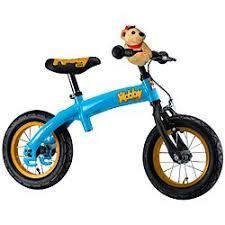 <b>Беговел</b> 2 в 1, <b>Hobby Bike</b> Bicycle <b>RT</b> Original, с мягкой игрушкой