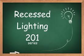 Recessed Lighting Design · Recessed Lighting Placement
