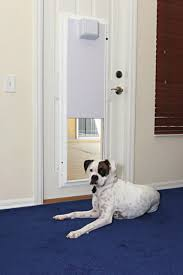 electronic dog doors. PlexiDor Electronic Dog Doors Are Tamper Resistant Weather Tight And Use RFID Tags To Open The O