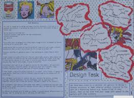 GCSE textiles  example of product analysis   hit mebel com Student Art Guide