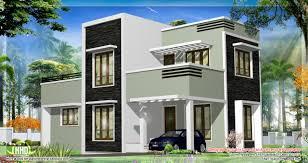 Kerala Flat Roof House Design 1278 Sq Feet Kerala Flat Roof Home Design Kerala Home