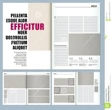 free magazine layout template template magazine layout template word
