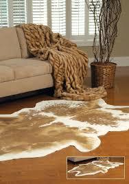 fake cowhide rugs sydney imitation