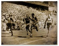 jesse owens essay th owens wins th gold medal at the berlin  faster than the fastest longform com in lincoln neb on a brutally hot independence day in