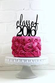 Class Of 2016 Graduation Party Cake Topper Or Sign 2546940 Weddbook