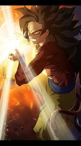 iPhone 7 Wallpaper Goku SSJ4