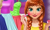 ice princess make up time