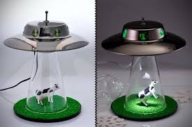 Alien Lamp Home Design. Alien Abduction Lamp Ebay ...
