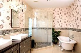 Small Picture Bathroom Wall Tile Designs Home Design Ideas
