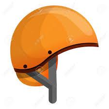 Design Ski Helmet Ski Helmet Icon Cartoon Of Ski Helmet Vector Icon For Web Design