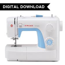 Manual For Singer Simple Sewing Machine