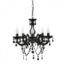 etienne 5 light chandelier black zoom zoom