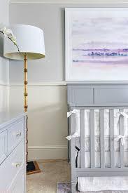 baby girl s lavender nursery honey we re home