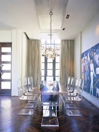 high lucite dining lucite dining chairs ideas pictures remodel and decor