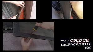 three diffe screen door wheels types how to raise lower adjust remove replace broken install