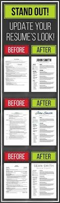 Modern Resumes Fascinating STAND OUT With Resume Template Resume Templates Word Cv Template