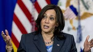 VP Harris touts vaccines, pushes voting ...