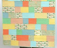 Yellow Brick Road Quilt Pattern Mesmerizing Over The Rainbow 48 Yellow Brick Road Quilting Patterns FaveQuilts