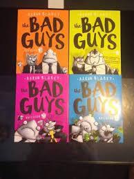 kids books the bad guys