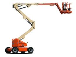 e450aj electric boom lift jlg