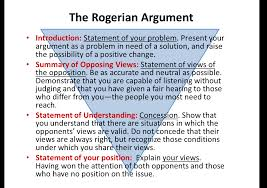 rogerian argument essays madrat co rogerian argument essays
