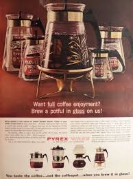 Get the best deals on pyrex coffee presses. 1964 Vintage Pyrex Coffee Carafe Ad Full Coffee Enjoyment Vintage Household Ads