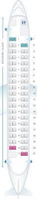 De Havilland Dhc 8 Dash 8 400 Seating Chart Seat Map Airbaltic Bombardier Q400 Alaska Airlines