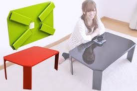80% Off Japanese Style Foldable Coffee Table For RM99