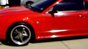 My new 2004 Ford Mustang 40th Anniversary - YouTube
