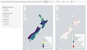 River Water Quality Macroinvertebrate Community Index