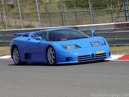 Bugatti EB 110 SS High Resolution Image (1 of 6)