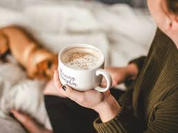 Studies have found that caffeine can loosen up or relax the colonic muscles, which can get things moving in your stomach, causing you to need the bathroom. Coffee Makes Me Tired 3 Causes And How To Minimize Them
