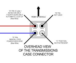 700r4 lock up plug question corvetteforum chevrolet corvette 700r4 lockup wiring easy at 700r4 Tcc Wiring Diagram