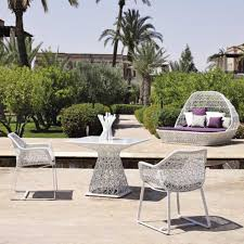 modern metal outdoor furniture. Furniture:Modern Patio Furniture Bringing Indoor Living Into Outdoor Along With Surprising Images Modern Metal D
