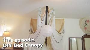 Diy Canopy Bed How To Make Bed Canopies