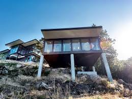 modern guest house. Stunning Views From Our Modern Guest House Of Mt Hood, The Gorge, And Hood River