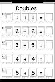 addition doubles 1 worksheet free printable worksheets math plus ...