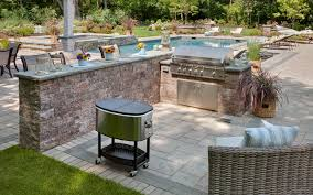 patio with pool and grill. Brilliant Pool Patio Ideas Around Pool  In With And Grill R
