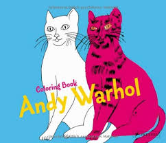 Small Picture NEW Andy Warhol Coloring Book by Mudpuppy 9780735346062 eBay