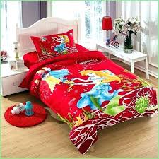 home improvement s girls toddler bed sets little mermaid set bedding a charming light the