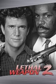 lethal weapon 2 poster.