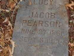 PEARSON, LUCY - Pope County, Arkansas | LUCY PEARSON - Arkansas Gravestone  Photos