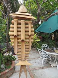 How To Make A Wind Chime How To Make Easy Bamboo Wind Chimes Rocketshotz