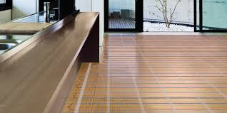 Heated Kitchen Floor Suntouch Radiant Floor Heating Snow Melting Systems