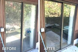 replacing garage door with sliding glass door glamorous garage door window glass garage replacing roller door