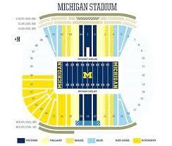 U Of M Michigan Wolverines Vs Indiana Football Tickets