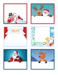 Santas Little Gift To You Free Printable Gift Tags And