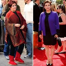 carrie fisher weight loss. Unique Fisher Carrie Fisher Throughout Weight Loss 5