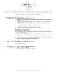 Resume Template Harvard Resume Template Free Career Resume Template